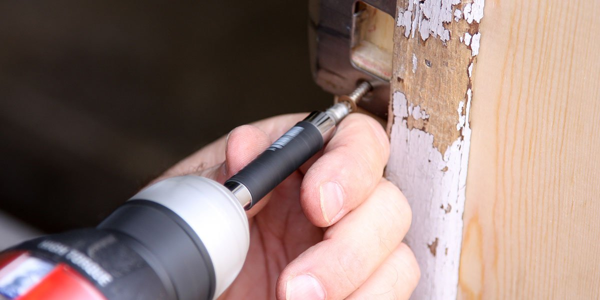 How to Fix a Sagging Door (Without Planing and Sanding)