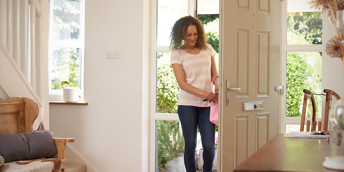 Inswing or Outswing? How to Tell the Swing of Your Door
