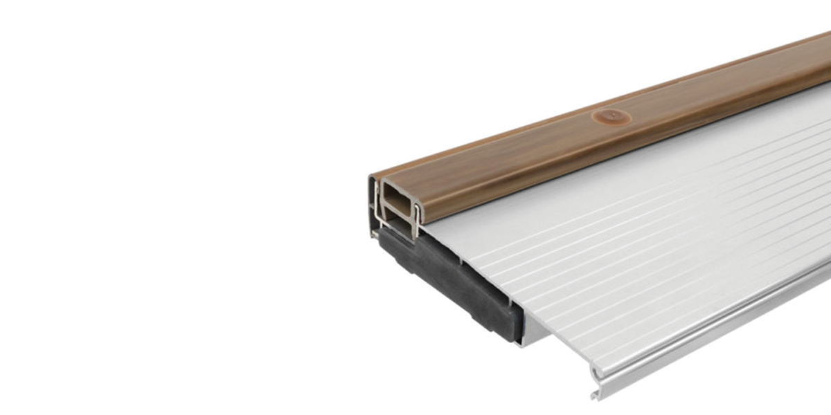What are the Benefits of Using an Adjustable or Self-Adjusting Door Sill?