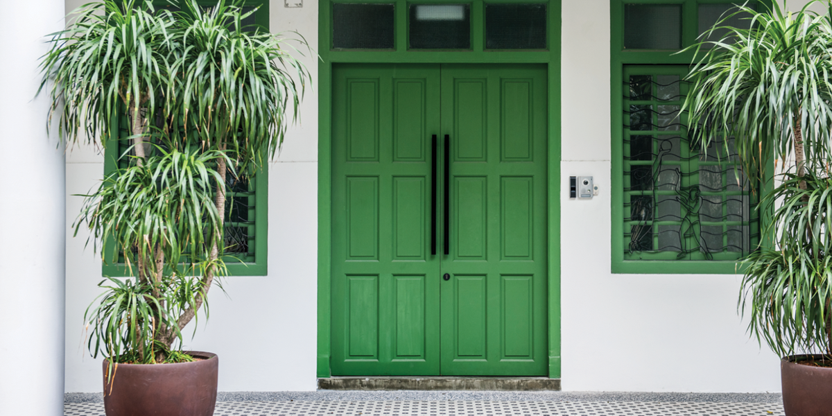 How to Repair These 4 Common Exterior Door Woes