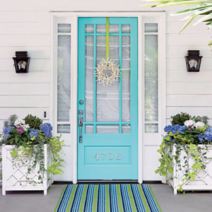 Door Spring Cleaning Checklist