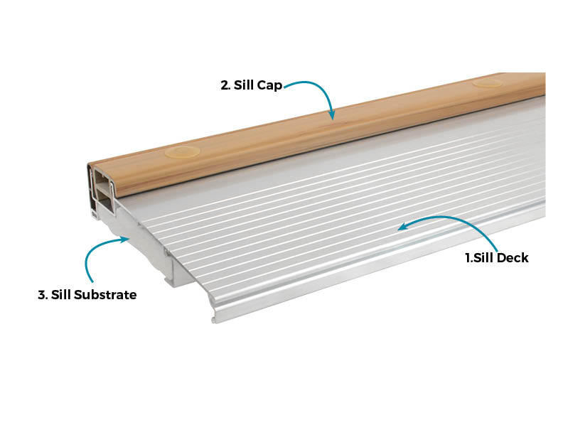 Door Sills: What to Know When Sealing Your Home